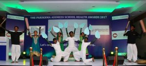 AddressHealth and Parikrma Humanity Foundation felicitate schools with innovative healthcare practices 2