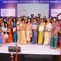 AddressHealth and Parikrma Humanity Foundation felicitate schools with innovative healthcare practices