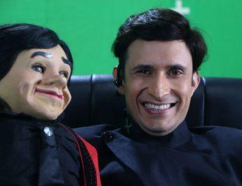 Ajay Sharma as Mr X in Sony Sabs YARO Ka Tashan