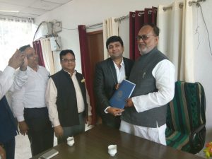 All India Gems and Jewellery Trade Federation meet Bihar Ministers 2