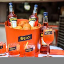 Aspri Spirits Celebrates the Ultimate Italian Legend with APEROL Spritz