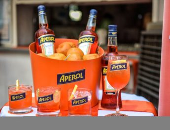 Aperol - Aspri Spirits