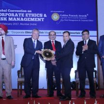 Apollo Munich Health Insurance wins Golden Peacock Award for Risk Management 2017