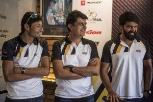 Arvind - Ashsih Thadani - Arya - Ciclo Team Racing