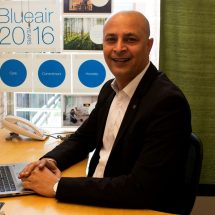 Arvind Chabra from HP India Joins Blueair as Country Head