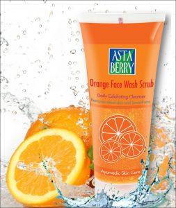 Astaberry Orange Facewash