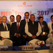 "NatureHealz, India's leading health and wellness brand awarded ""Best Naturopathic Treatment Centre of the Year"" by ASSOCHAM"