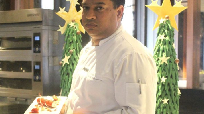 Chef Satish Kumar Sharma - Pastry Chef at Hyatt Regency Gurgaon 2