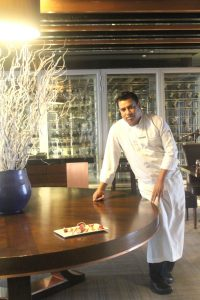 Chef Satish Kumar Sharma - Pastry Chef at Hyatt Regency Gurgaon