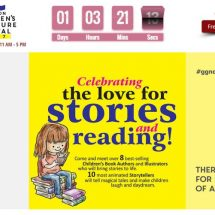 Gurgaon celebrates its first Children LitFest 2017