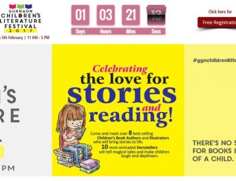 Children LitFest 2017 Gurgaon