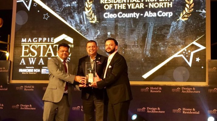 Cleo County awarded Residential Property of the Year 2017