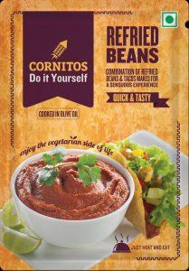 Cornitos - Refried bean