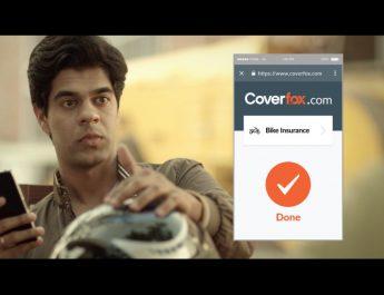Coverfox_BBH_ Two Wheeler Insurance 1