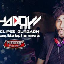 DJ Shadow Dubai is coming to SMAAASH Pitstop Brewpub, Gurgaon