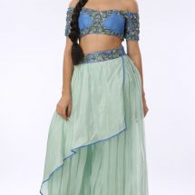 Mithi Kalra launches Madhubani collection amalgamated with Disney Princess