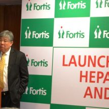 "Fortis Hospitals launches ""Centre for Hepatobiliary Sciences and Liver Transplant"""