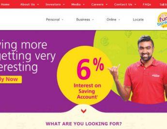 Equitas Small Finance Bank - Home Page 2