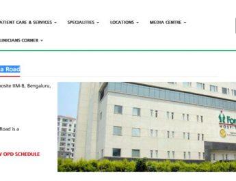Fortis Hospital - Bangalore