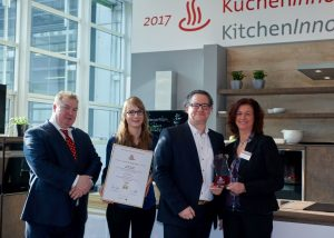 GROHE_KitchenInnovation of the year 2017