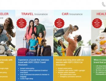 HDFC Ergo - General Insurance - Home Page