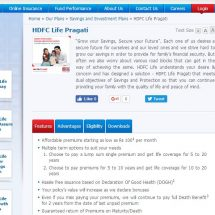 HDFC Life brings life insurance within reach of the masses with the launch of HDFC Life Pragati