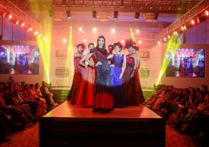 INIFD DECCAN - PUNE rocked the Annual Fashion Show - IVANA 2017 1