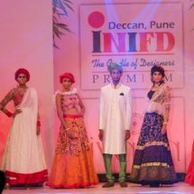 INIFD DECCAN, PUNE rocked the Annual Fashion Show – IVANA 2017