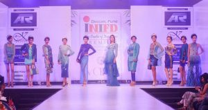 INIFD DECCAN - PUNE rocked the Annual Fashion Show - IVANA 2017 9