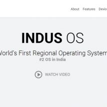 Indus OS nominated by GSMA for the prestigious Global Mobile Awards 2017, Barcelona