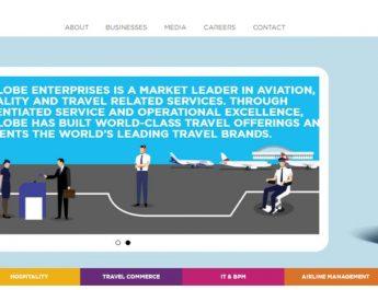 InterGlobe - Website - HomePage