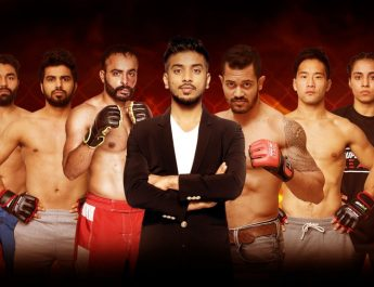 Intex Enters Super Fight League - Guj Warriors
