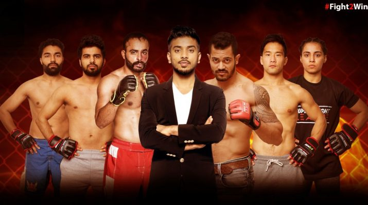 Intex Enters Super Fight League - Guj Warriors
