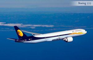 Jet Airways - Boeing 777 2