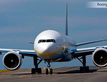 Jet Airways - Boeing 777
