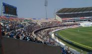 JioNet WiFi available at Uppal Test Match
