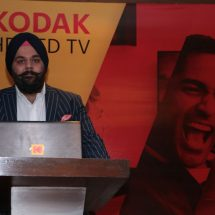 Kodak HD LED TV makes its offline debut with over 400 retail selling points and aims to capture 10% market share in Gujarat by 2020