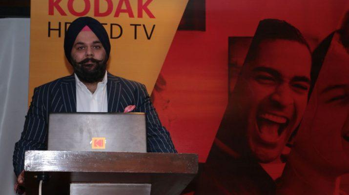 Kodak HD LED TV Launch