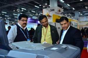 Konica Minolta Demonstrates Its Cutting Edge Printing and Web Solutions At Printpack India 2017 3