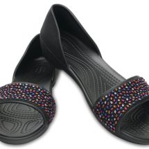 Shine away with Crocs Lina Embellished Dorsay