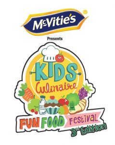 McVities Kids Culinaire - EVENT LOGO