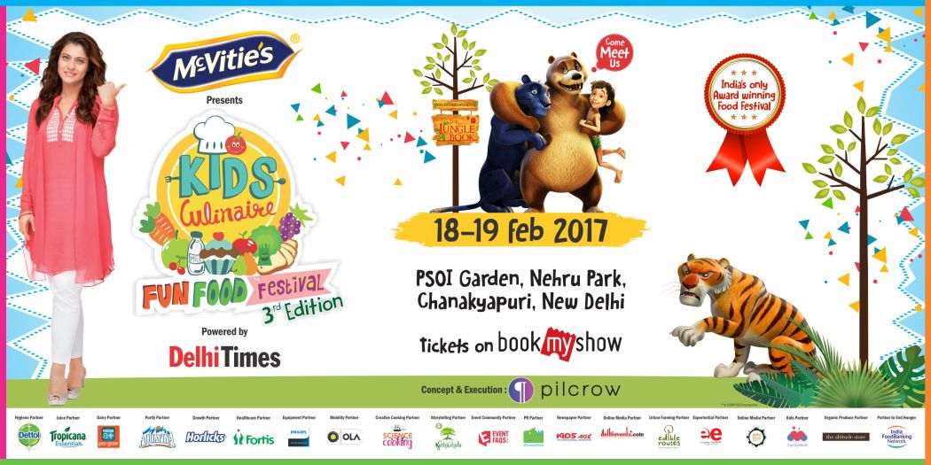 Mcvities kids culinaire hoarding for Culinaire