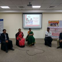 'Measles & Rubella Campaign' conducted to raise awareness