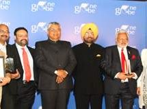 Tech Mahindra wins One Globe Award for Digital Economy