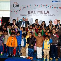 HCL Foundation organised BAL MELA event for supply chain community
