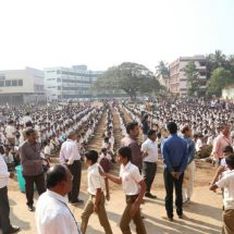 """A Large Scale Dental Education Event """"My Teeth"""" Organized First Time in India with Participation from more than 5011 Students"""