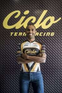 Naveen John at Ciclo - Ciclo Team Racing