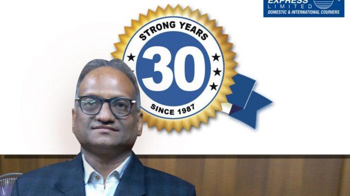 O P Rajgarhia - Chairman and Managing Director - OVERNITE EXPRESS LTD