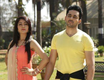 Preet - Anju Jadhav and Rahul - Abhishek Bajaj in Sony SABs Dil Deke Dekho