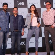 Lee Jeans unveils Jacqueline Fernandez as their Brand Ambassador